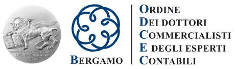 logo commercialisti Bergamo